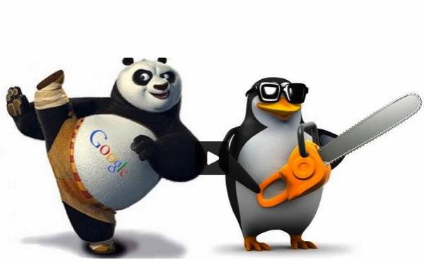 google-panda-penguin-algoritme-updates